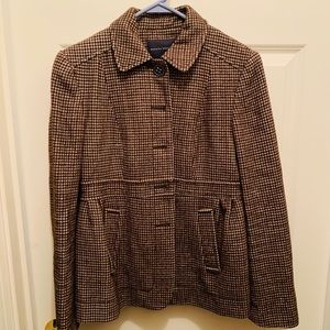 Beautiful Banana Republic Pea Coat- Size 6